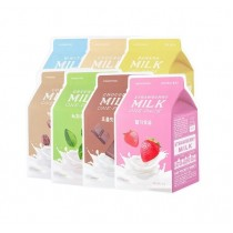 A'pieu Milk One Pack  牛奶面膜  21g