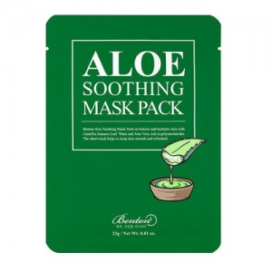Benton Aloe Soothing Mask Pack  23g