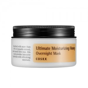Cosrx Ultimate Moisturizing Honey Overnight Mask  终极保湿蜂蜜睡眠面膜  50g