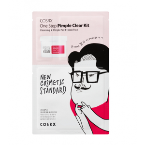 Cosrx One Step Pimple Clear Kit 1ea