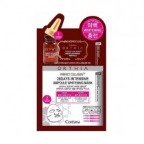 Coreana ORTHIA Perfect Collagen 28 Days Intensive Ampoule Whitening Mask 28天肉毒桿菌面膜 (美白款)  25ml