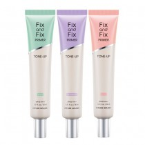 Etude House Fix & Fix Tone Up Primer  SPF33/PA++  偏光润色饰底乳  30ml