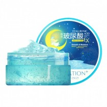 Hanaka Hyaluronic Acid Sleeping Pack EX 花恋肌 膜法花园植萃玻尿酸超饱水晚安面膜  300ml