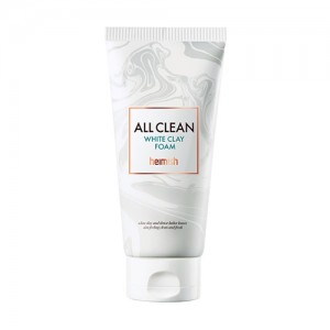 Heimish All Clean White Clay Foam 全效清洁洗面泡沫  150ml