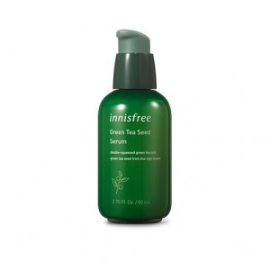 Innisfree Green Tea Seed Serum  綠茶籽保湿精华液  80ml