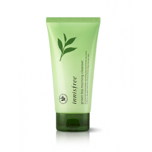 Innisfree Green Tea Morning Cleanser 绿茶早安洁面乳  150ml