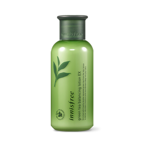 Innisfree Green Tea Balancing Lotion EX  綠茶平衡柔肤乳 EX  160ml