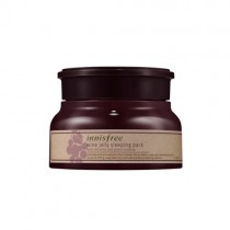 Innisfree Wine Peeling Sleeping Pack  紅酒晚安面膜  80ml