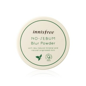 Innisfree No Sebum Blur Powder  控油无瑕蜜粉  5g