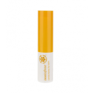 Innisfree Canola Honey Lip Balm  油菜花蜜护唇膏  3.5g