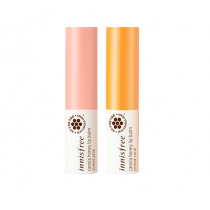 Innisfree Canola Honey Lip Balm - Color  油菜花蜜护唇膏 - 淡彩  3.5g
