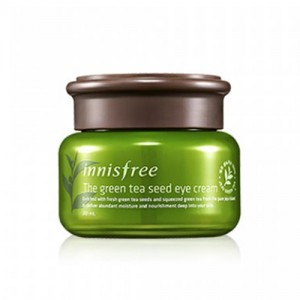 Innisfree Green Tea Seed Eye Cream  绿茶籽眼霜  30ml