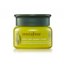 Innisfree Olive Real Power Cream  橄榄油保湿滋养面霜  50ml
