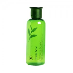 Innisfree Green Tea Moisture Skin  绿茶保湿柔肤水  200ml