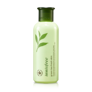 Innisfree Green Tea Fresh Skin  绿茶清爽柔肤水  200ml