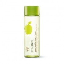Innisfree Apple Seed Lip & Eye Remover 苹果籽清透眼唇卸妆液  100ml