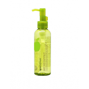 Innisfree Apple Seed Cleansing Oil  苹果籽清透卸妆油  150ml