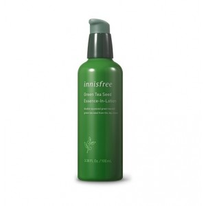 Innisfree Green tea Seed Essence-in-lotion  绿茶籽精华乳  100ml