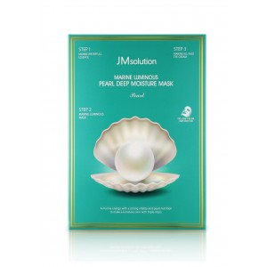 JM Solution Marine Luminous Pearl Deep Moisture Mask  28ml