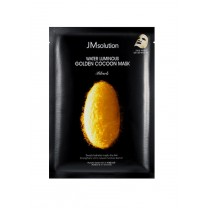 JM Solution Water Luminous Golden Cocoon Mask Black  45g