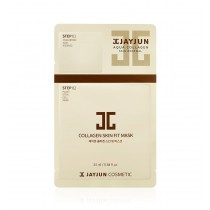 Jayjun Collagen Aqua Brightening Skin Fit Mask  水光植物干细胞面膜  25ml