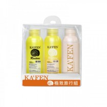 KAFEN Snail Restore Travel Kit  蜗牛极致旅行组  60mlx3