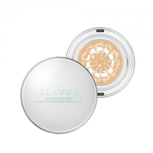 Klavuu White Pearlsation All Day Fitting Pearl Serum Pact SPF50+PA++++