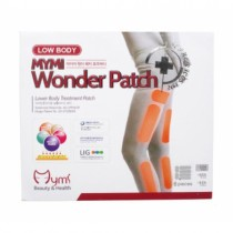 Mymi Wonder Low Body Patch  溶脂瘦身貼 - 下身用