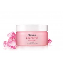 Mamonde Rose Water Soothing Gel  玫瑰保湿舒缓凝胶  300ml