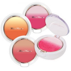 Miss Hana Apple Cheek Gradation Powder Blush 花娜小姐 微醺渐层腮红饼  7.5g