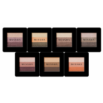 Missha The Style Triple Perfection Shadow  三色眼影  2g