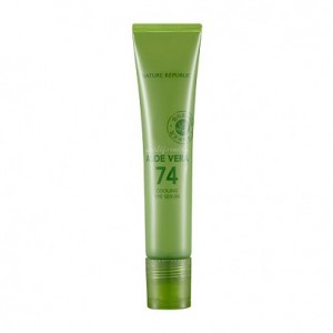 Nature Republic California Aloe Vera 74 Cooling Eye Serum  15ml