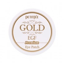 Petitfee Premium Gold & EGF Eye Patch  高级金箔+EGF眼膜  (60片)