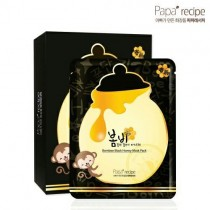 Papa Recipe Bombee Black Honey Mask  春雨蜂蜜黑面膜  25g