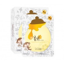 Papa Recipe Bombee Whitening Honey Mask  春雨蜜罐美白面膜  25g