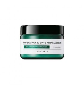 Some By Mi AHA BHA PHA 30 Days Miracle Cream  150g