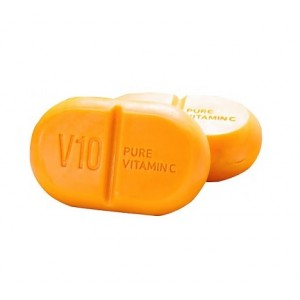 Some By Mi V10 Pure Vitamin C Cleansing Bar  95g