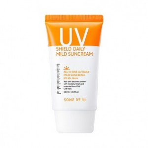 Some By Mi UV Shield Daily Mild Suncream  50ml