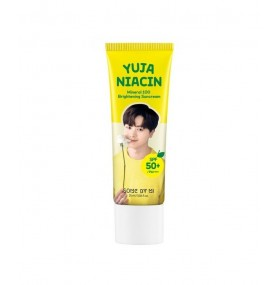 Some By Mi Yuja Niacin Mineral 100 Brightening Suncream SPF50+ PA++++ 25ml/50ml