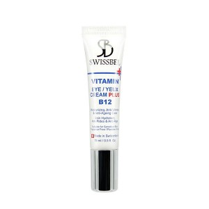 SWISSBEL Vitamin B12 Eye Cream PLUS+ 瑞士维他命B12全效修护眼霜   15ml