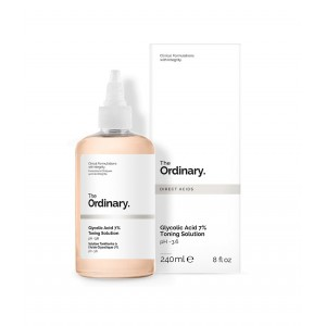 The Ordinary Glycolic Acid 7% Toning Solution 240ml